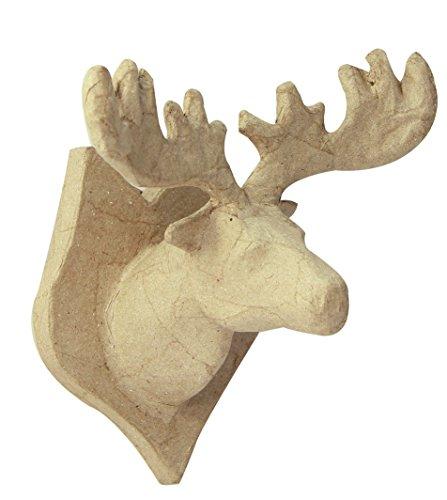 Decopatch Moose Trophy, Brown]()