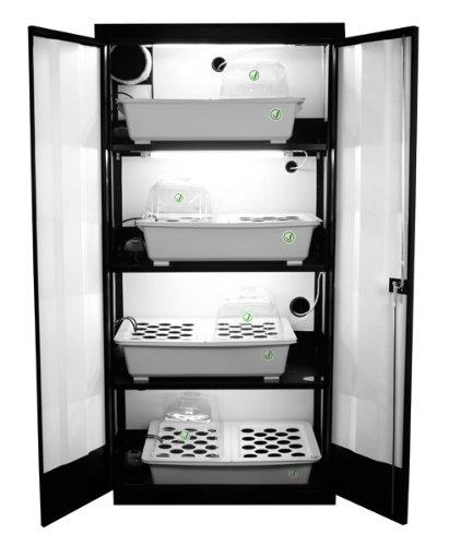 41f2ZcKfbjL SuperCloset Clone Machine 200-Plant Clone Propagation System