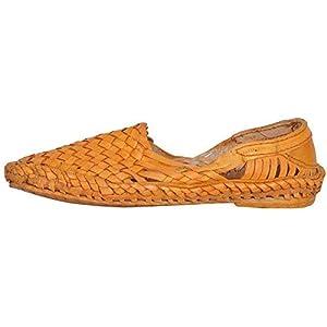 RYAG Leather Kolhapuri Chappal for Mens/Kolhapuri Sandals for Mens/Kolhapuri Footwear