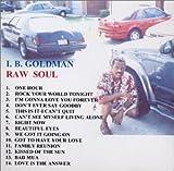 Raw Soul by I.B. Goldman (2002-08-02)