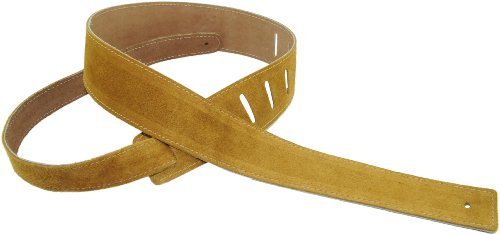 Perris Leathers | Soft Suede Guitar Strap - Extra Long Adjustable 44.5