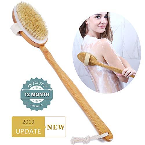 extra long bath brush - 6