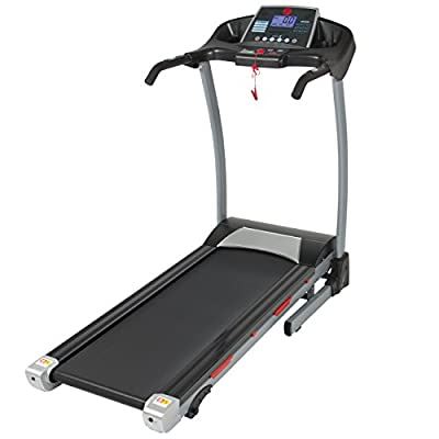Best Choice Products Folding Electric Treadmill Portable Motorized Running Machine Fitness Exercise Home Gym