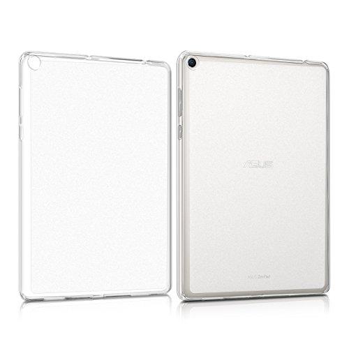 kwmobile Asus ZenPad 3S 10 (Z500M) Case - Crystal TPU Cover for Asus ZenPad 3S 10 (Z500M) - Matte Transparent