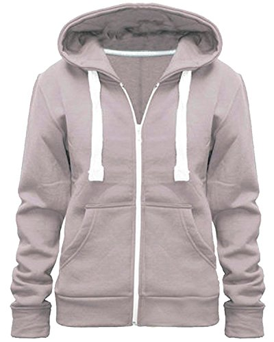 Home ware outlet - Sudadera con capucha - para mujer plata