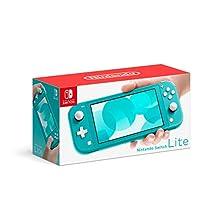 Nintendo Switch Lite Turquoise - Standard Edition