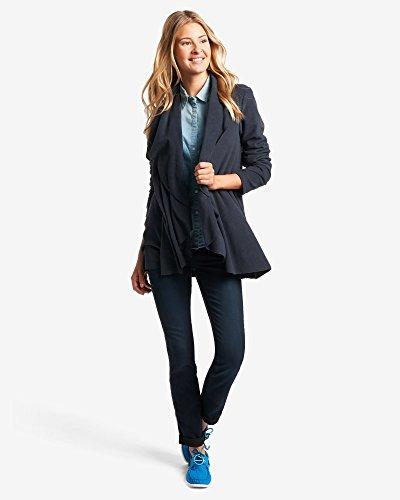 ARQUEONAUTAS Fleece Jacket - Chaqueta Mujer azul marino