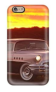 Ultra Slim Fit Hard Cody Elizabeth Weaver Case Cover Specially Made For Iphone 6- Buick Car In Psp