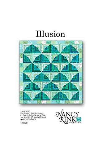 Nancy Rink Designs Quilt Pattern - Illusion