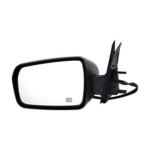 Mitsubishi Galant Door Mirror (Titanium Plus 2004-2008 Mitsubishi Galant Front,Left Driver Side DOOR MIRROR)