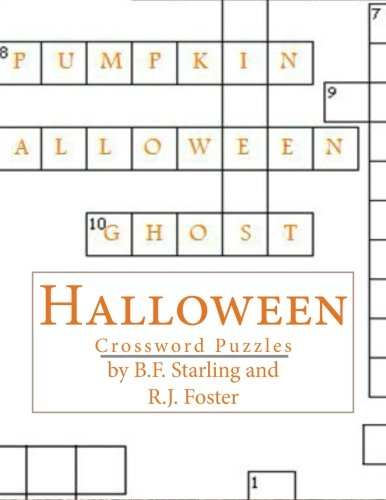 Halloween: Crossword Puzzles -