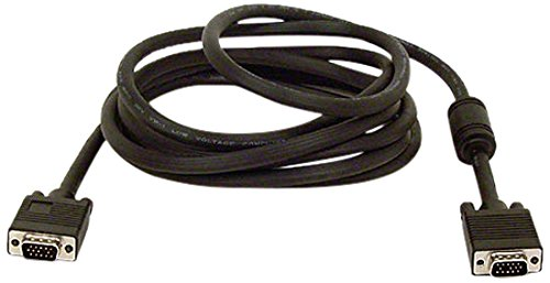 Belkin Monitor Cable High Integrity - Belkin F3H982-10 HDdb15M/HDdb15M VGA Monitor Replacement Cable  (10 feet)
