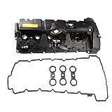 #8: MOSTPLUS Engine Valve Cover w/Gaskets & Bolts For BMW E70 E82 E90 E91 Z4 X3 X5 128i 328i 528i 11127552281