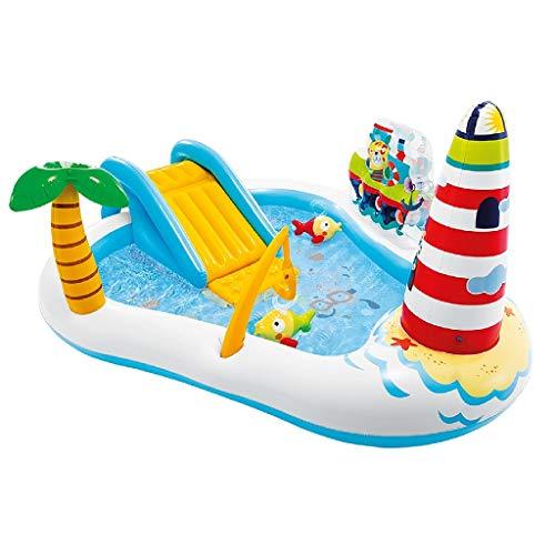 Comprar Intex 57162NP - Centro de juegos acuático con motivos de pesca - Piscinas Infantiles Tiendas Online - Envíos Baratos o Gratis