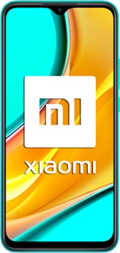 Xiaomi Redmi 9 Dual Sim 4GB RAM 64GB LTE Global Version Ocean Green