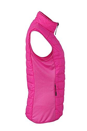 James silver nbsp;hybrid Nicholson Pink Vest amp; nbsp;– Chaleco fnP8fxqgrw
