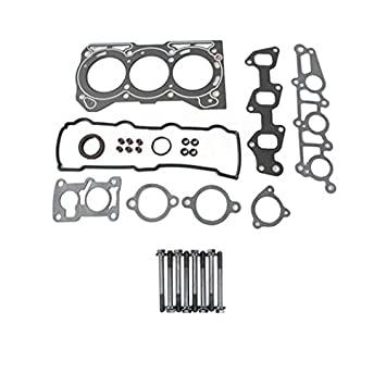 amazon 1989 1997 geo metro chevrolet sprint geo 1 0l i3 eng 1994 Chevy Tahoe amazon 1989 1997 geo metro chevrolet sprint geo 1 0l i3 eng code g10 graphite head gasket set and head bolts automotive