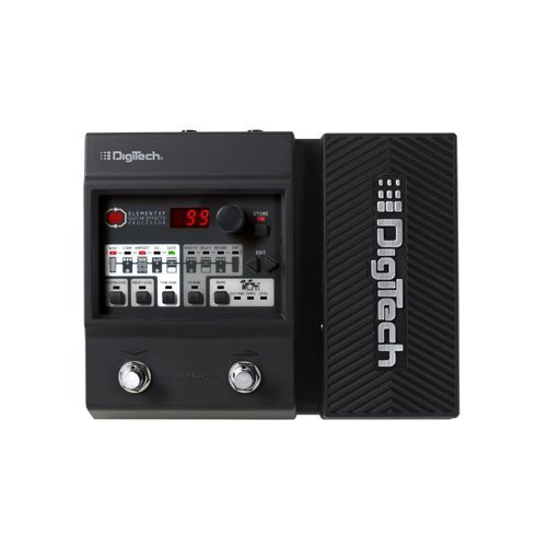 DigiTech Element XP Guitar Multi Effects Pedal With A Pair of Patch Cables