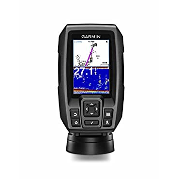 Garmin Striker 4 Built-in GPS Fish Finder (010-01550-00)