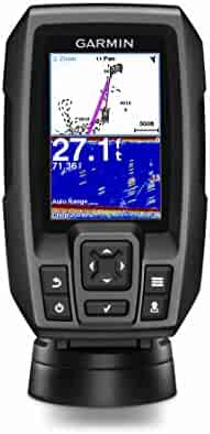 Garmin Striker 4 with Transducer, 3.5
