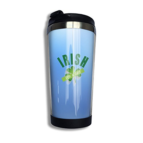 Cadet Kelly Costume (Irish For A Day! Stainless Steel Insulated Cups Coffee Cups)