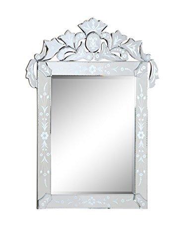 Elegant Lighting Venetian Clear Mirror, 27.6