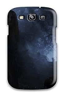 New Style Galaxy S3 Mia Wasikowska As Alice Print High Quality Tpu Gel Frame Case Cover