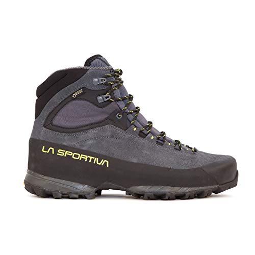 La Sportiva Eclipse GTX Hiking Shoe, Carbon/Sulphur, 46.5