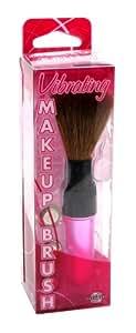 Pipedream Vibrating Make Up Brush, Pink