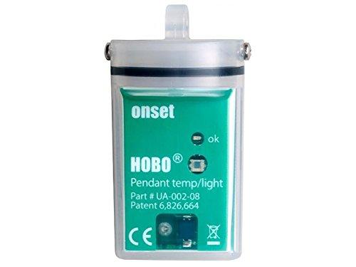 Onset HOBO UA-002-08 Pendant 8K Light and Temperature Data Logger