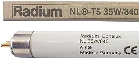 RADIUM Bonalux/® Super T5 Sockel G5 80 Watt // 830 3-Banden-Leuchtstofflampe 16 mm /Ø