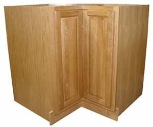 "Amazon.com: Sunco Er3612rt Kitchen Cabinet, Oak, 36"": Home ..."