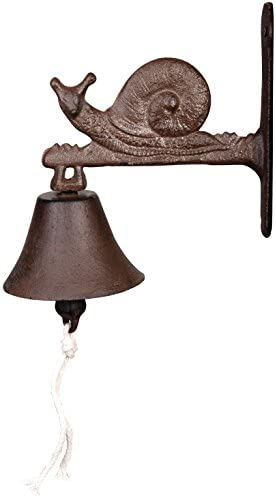 [해외]Esschert Design Doorbell Snail / Esschert Design Doorbell Snail
