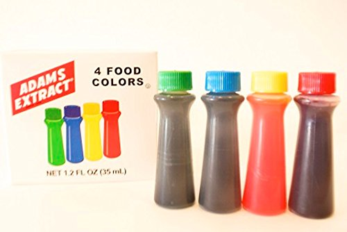 The Best, highest-rated food coloring products