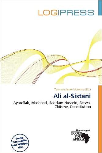 Ali Al-Sistani epub, pdf