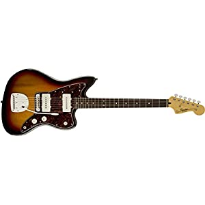 Fender Vintage Modified Jazzmaster Sunburst Rosewood Electric Guitar-3 Colour