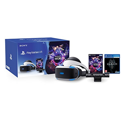 Sony PlayStation VR Starter Pack + Skyrim VR