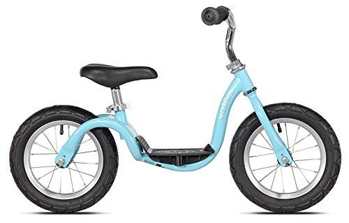 KaZAM v2s No Pedal Balance Bike, 12-Inch, Metallic Light Blue by KaZAM (Image #2)