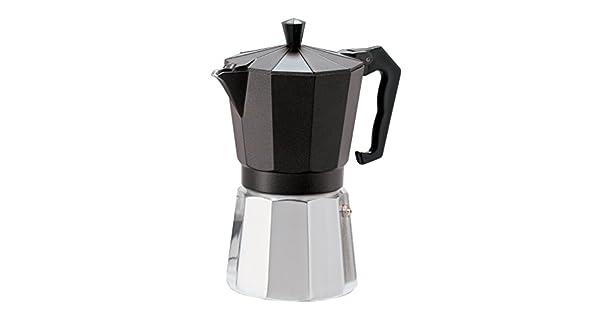 Amazon.com: Oggi 6571.3 Estufa cafetera de espresso 6 tazas ...