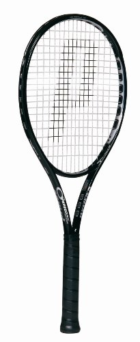 (Prince O3 Speedport Black MP Tennis Racquet(4 3/8))