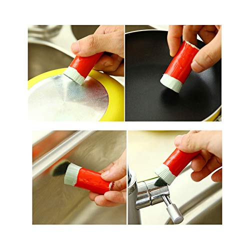 Cleaning Brush Magic Stainless Steel Rod Magic Stick Metal Rust Remover