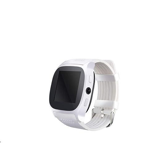 SanQing Smart Watch Bluetooth Watch con Ranura para Tarjeta ...