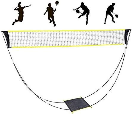 Top Dog Portable Badminton Net