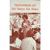 img - for Teachings of Sri Satya Sai Baba book / textbook / text book