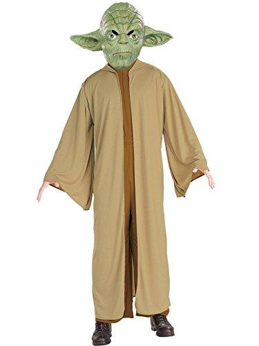 Disney Star Wars Yoda Adult Costume