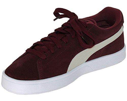 S Puma Puma Bordeaux Suede Suede S Violet Bordeaux wXpxfXzq