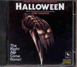 Halloween 1 (OST) by John Carpenter (1993-07-01)]()