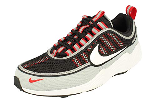 Nike Air Zoom Spiridon 16 Mens Running Trainers 926955 Sneakers Shoes (UK 9 US 10 EU 44, Black White Wolf Grey 010)
