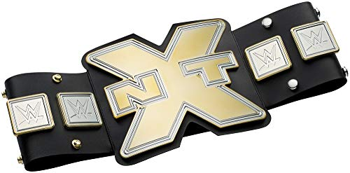 WWE NXT Championship Belt, Frustration-Free Packaging - Amazon Exclusive by WWE