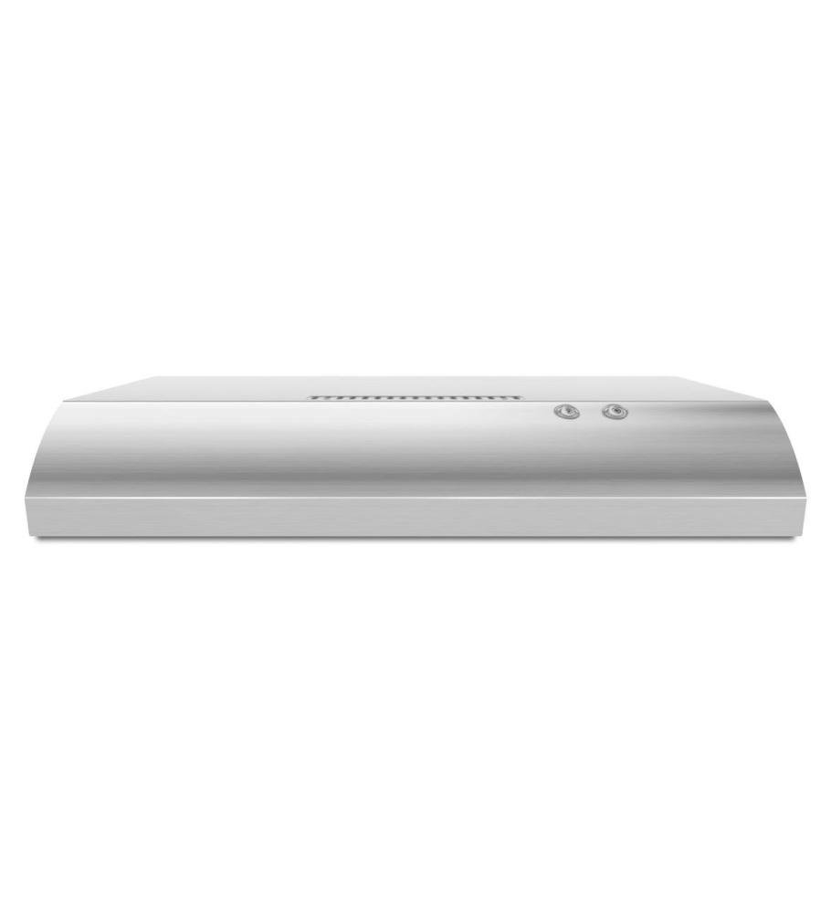 WHIRLPOOL RANGE HOODS 1029948 36'' Range Hood With The Fit System, Stainless Steel